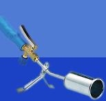 Abflammgerät und Unkrautbrenner im Test