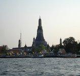 Tempelanlage Wat Arun Bangkok