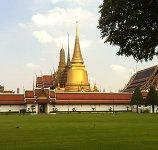 Tempelanlage Wat Phra Kaeo Bangkok
